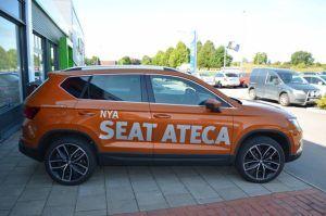 Die Handhabung vom Seat Ateca Testsieger im Test und Vergleich