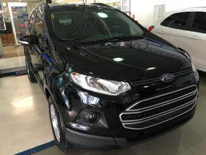 Information zum Ford Ecosport im Test und Vergleich
