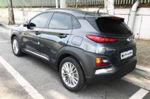 Die Sicherheit vom Hyundai Kona Test und Vergleich