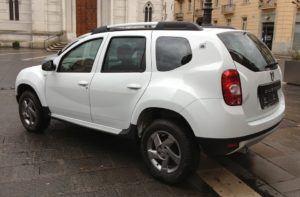 Sicherheit und Crashtest Dacia Duster im Test und Vergleich
