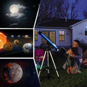 Alle Zahlen und Daten aus einem Teleskop Test und Vergleich