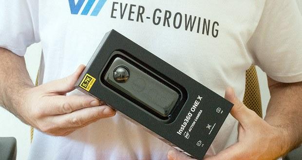 Insta360 360 Grad Action Kamera im Test - 18 MP-Fotos zeigen selbst bei schlechten Lichtverhältnissen feinste Details und eine sehr hohe Bildqualität