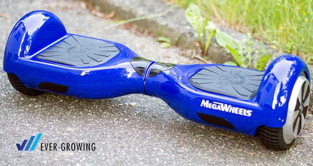 "MEGAWHEELS Hover Board 6.5"" mit 2x250W Motor"