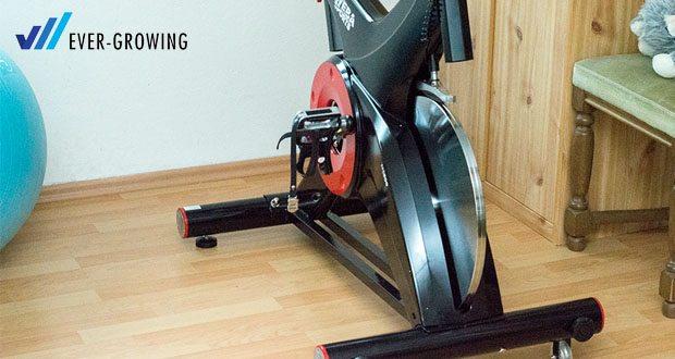 Das Miweba Sports Indoor Cycle MS500 bietet Ihnen umfassende Funktionen, um das Maximum aus Ihrem Indoor Cycling rauszuholen