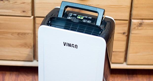 Vingo Luftentfeuchter von Hengda mit automatischer Abtaufunktion, verhindert Beschädigungen durch Kälte
