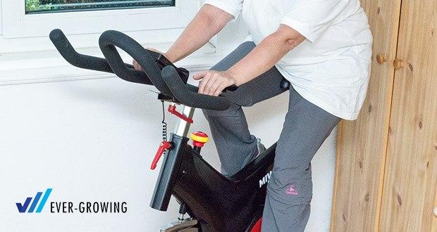 Das Miweba Sports Indoor Cycle MS500 bietet Ihnen maximale Flexibilität bei maximaler Leistung!