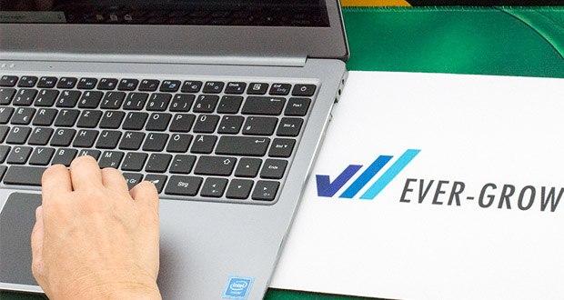 LincPlus P2 Laptop 14 Zoll im Test - ein internes Dual-Band 2.4GHz+5GHz Wifi eingebaut; dies sorgt für stabilere und schnellere Verbindungen als ein einzelnes 2.4GHz Wifi-Notebook