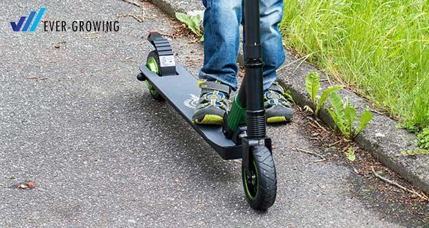 Electric Scooter-S1 von MEGAWHEELS - arreichen Sie Ihr Ziel schnell und fahren Sie frei durch die Straßen