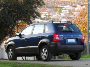 Folgende Eigenschaften sind in einem Hyundai Tucson Test wichtig