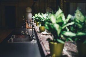 Küchenzeile der Küche im Test und Vergleich