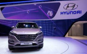 Diese Testkriterien sind in einem Hyundai Tucson Vergleich möglich