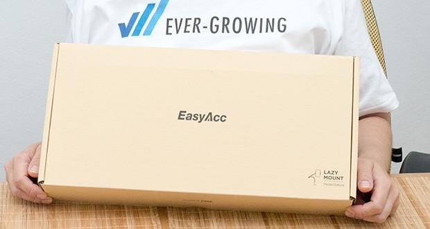 EasyAcc Tablet Halterung Handyhalter im Test - maximale Belastbarkeit: 700g