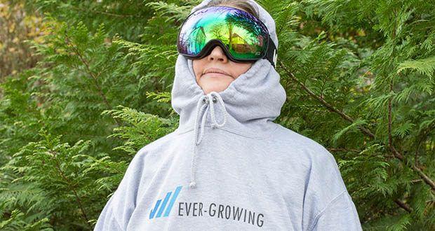MessyWeekend Float Skibrille im Test - voller UV400 (UVA + UVB) Schutz sowie Blockierung des schädlichen blauen Lichts