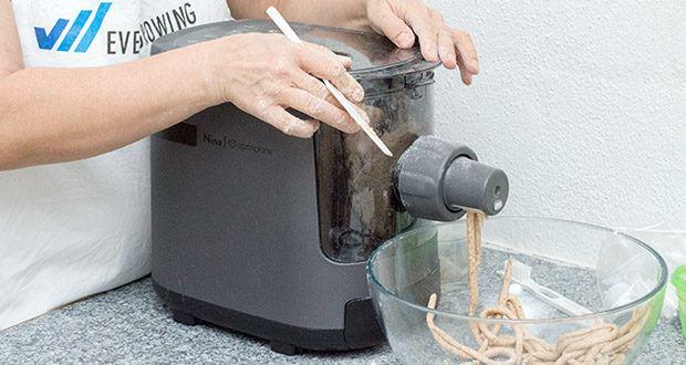 Springlane Automatische Nudelmaschine Nina im Test - Lieblingspasta auf Knopfdruck
