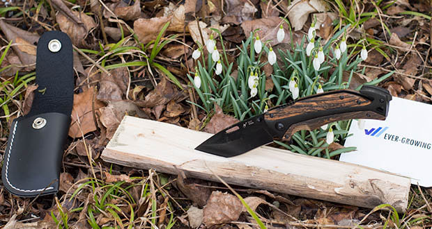 ERGKVIST 3-in-1 Outdoormesser K20 im Test - der perfekte Zusatz für deine Survival Ausrüstung