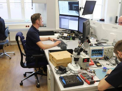 Das Labor von Datarecovery®