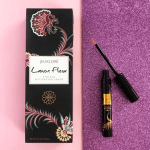 Lanox Fleur Wimpernserum von Jeuxloré Cosmetics