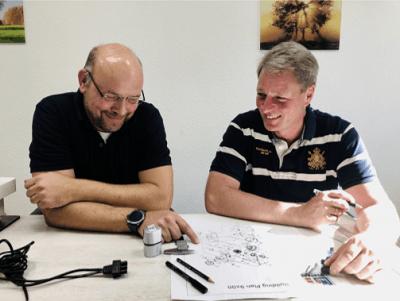 Interview mit Peter Vogt vom W6 Nähmaschinen Shop