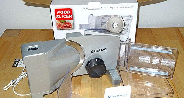 CHULUX Allesschneider Model FS-9019 im Test