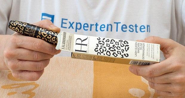 Helena Rubinstein Mascara Lash Queen 01-Black im Test - für alle Hauttypen
