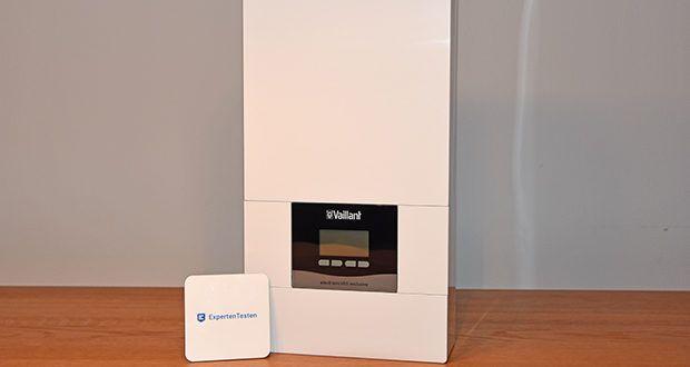 Vaillant Elektro-Durchlauferhitzer VED E 21/7 im Test - erstes Warmwassergerät mit Energie-MONITOR und integrierter Verbrauchsdatenanzeige