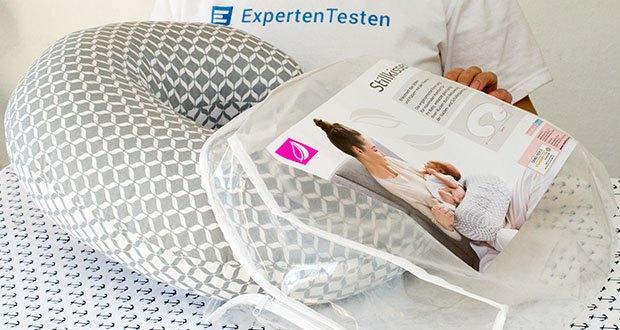 Motherhood Stillkissen im Test - feste Füllung - antiallergischer Polyester