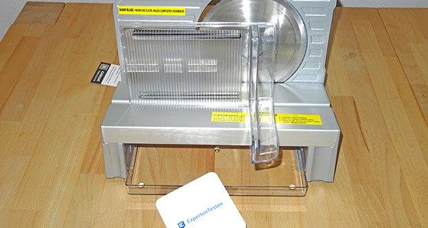 CHULUX Allesschneider im Test - mit Aluminium-Gehäuse