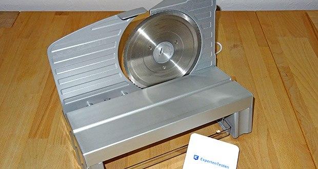 CHULUX Allesschneider im Test - ergonomisches Design