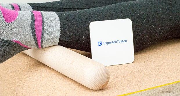 Klaus Hornaff Therapie-Set für ganzheitliche Präventionsmaßnahmen im Test - ermöglicht in Optimierung und Wiederhersteleg auch einen Stau in dem lebenswichtigen Fluss der Blut-, und Lymphe-Bahnen