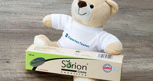 Sorion Creme Sensitive im Test - für Körper, Gesicht und den äußeren Intimbereich