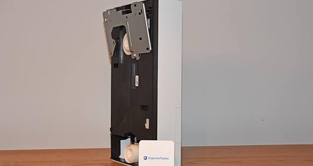 Vaillant Elektro-Durchlauferhitzer VED E 21/7 im Test - geeignet für die Nacherwärmung von Trinkwasser aus Solarspeichern bis 60 Grad C