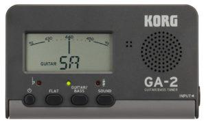 Referenztongenerator als Zubehör im Stimmgerät Gitarre Test und Vergleich