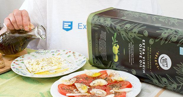 Amazon-Marke: Happy Belly Select Natives Olivenöl extra 5L im Test