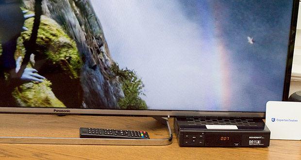 Echosat 20700 S Digitaler HD Satelliten Receiver im Test - HD Receiver mit erhöhter Auflösung