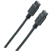 Hama FireWire-Kabel IEEE1394b St 9-pol - Stecker 9-pol. 2m