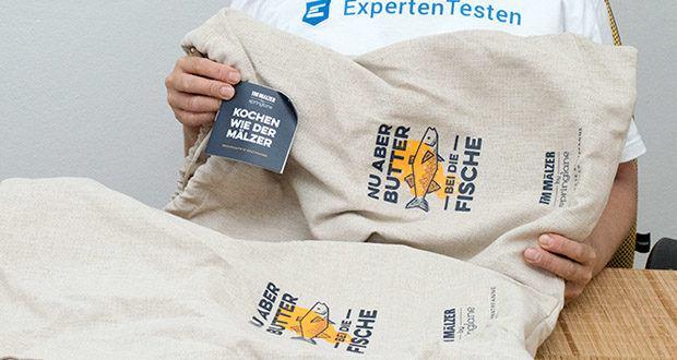 Tim Mälzer by Springlane Teflonpfanne im Test- die ofenfeste Pfanne ist als kleine (24 cm) und große (28 cm) Version erhältlich