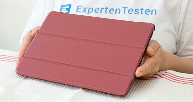 EasyAcc Hülle für iPad 5/6 im Test - EasyAcc Hülle für iPad 9.7 Zoll 2017 5 Generation und 2018 6 Generation