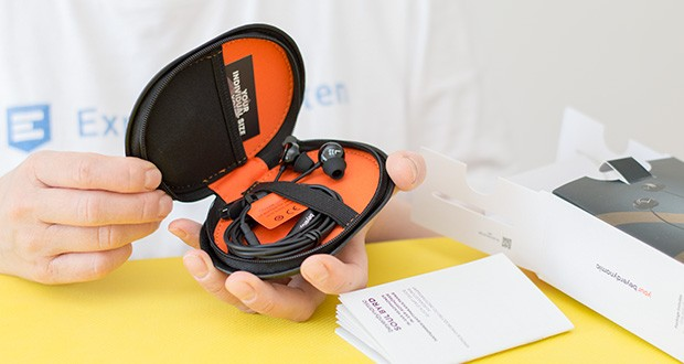 Beyerdynamic SOUL BYRD Kabelgebundener In-Ear im Test - im praktischen kleinen Hardcase
