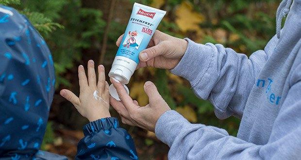 BALLISTOL Stichfrei Mücken-Zeckenschutz Kids im Test - ist das spezielle Insektenschutzmittel für Kinder und alle Menschen mit besonders empfindlicher Haut