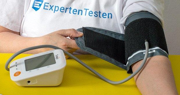 Turejo Oberarm Blutdruckmessgerät im Test - mit Dual-User-Modus