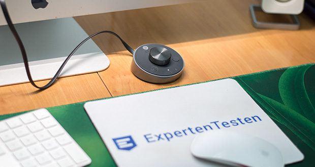 BenQ ScreenBar Plus LED-Monitor-Lampe im Test - einstellbare Farbtemperatur für noch mehr Effizienz und Komfort