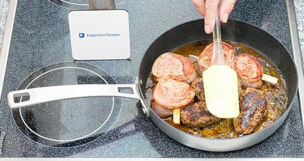 Tim Mälzer by Springlane Teflonpfanne 24 cm im Test - das patentierte verstärkte 3-Schicht-System Teflon Platinum Plus