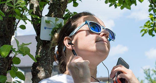 Beyerdynamic SOUL BYRD Kabelgebundener In-Ear im Test - ergonomisch geformte Gehäuse sorgen für sicheren und komfortablen Sitz im Ohr