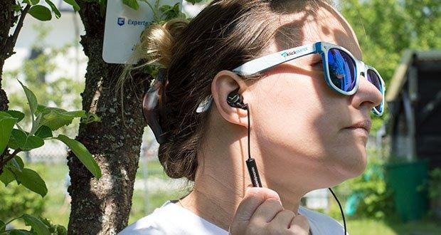 Beyerdynamic SOUL BYRD Kabelgebundener In-Ear im Test - ergonomisch geformte Gehäuse sorgen für einen sicheren und besonders komfortablen Sitz im Ohr