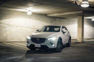 Alle Ergebnisse vom Mazda CX3 Testsieger im Test und Vergleich