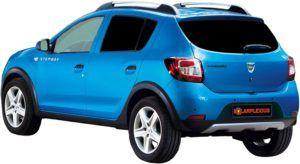 Garantie bei dem Dacia Sandero im Test und Vergleich