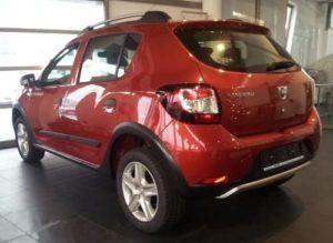 Karosserie beim Dacia Sandero im Test und Vergleich