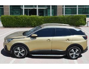 Die gute Serienausstattung beim Peugeot 3008 im Test und Vergleich