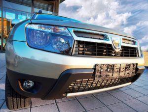 Sicherheit beim Dacia Sandero im Test und Vergleich