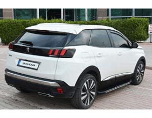 Die hohe Sicherheit beim Peugeot 3008 im Test und Vergleich